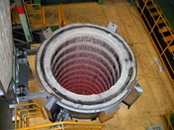 Vertical Type Pit Furnace